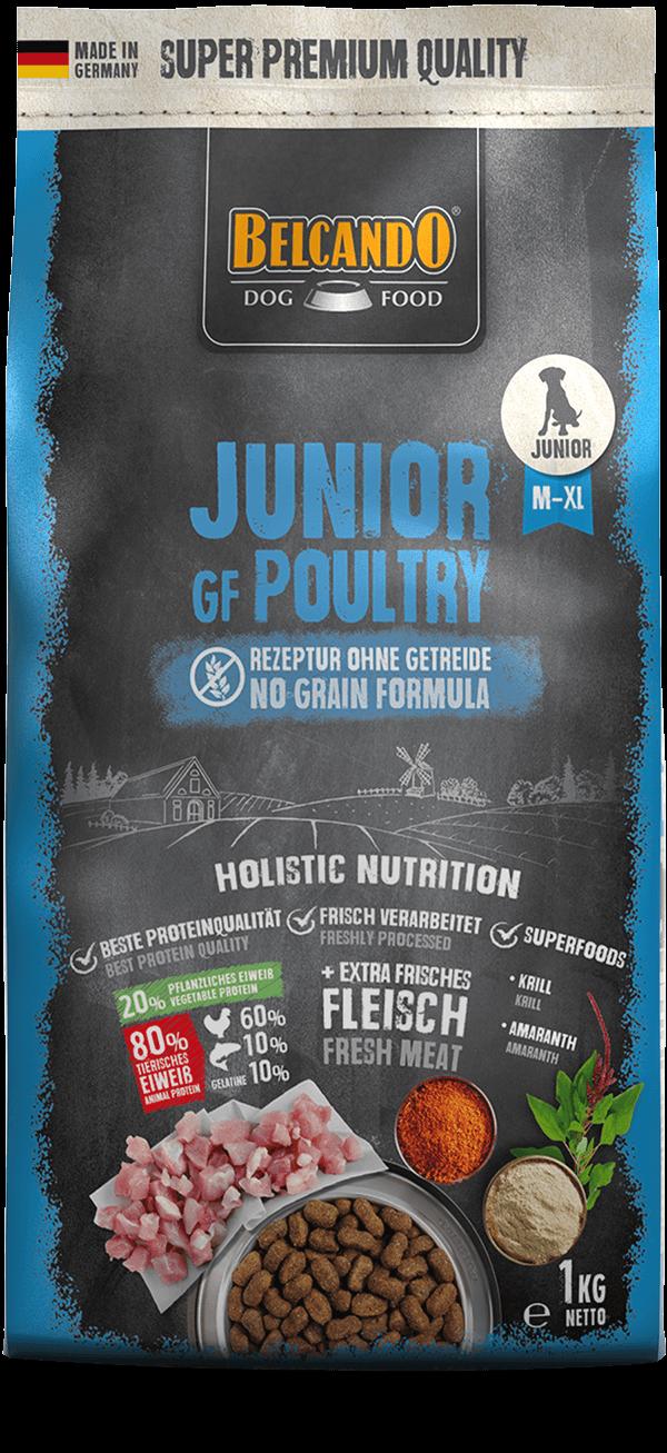 Belcando-Junior-GF-Poultry-1kg-front